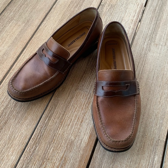 304773be387 Johnston   Murphy Other - Johnston   Murphy Ainsworth Penny Loafers
